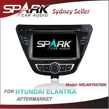 "7"" AFTERMARKET GPS DVD SAT NAV IPOD BLUETOOTH USB SD FOR HYUNDAI ELANTRA 2014+"