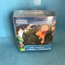 The Good Dinosaur RamseyThunderclap TOMY Toy Mini Figurines