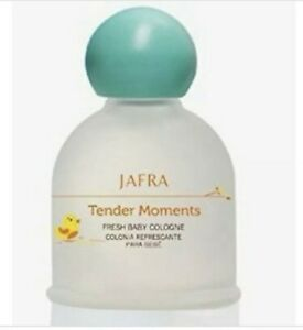 2 PACK-JafraTender Moments Fresh Baby Cologne3.3 OZ New & Sealed FREE SHIPPIN