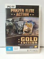 Panzer Elite Action Gold Edition PC Game As New
