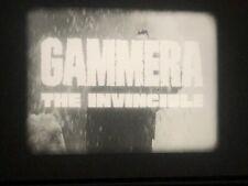 16mm Film Feature: Gamerra the Invincible (1966) Horror, Sci-Fi