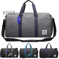 Holdall Duffle Sports Gym Hand Luggage Cabin Bag Flight Travel Mens Waterproof