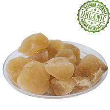 Organic Premium Dried Ginger Pure Kosher Natural Israeli Dry Fruit