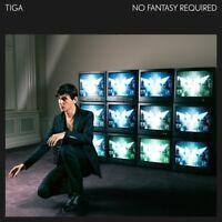 TIGA - NO FANTASY REQUIRED (2LP+MP3) 2 VINYL LP + MP3 NEU
