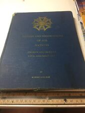 Orders And Decorations Of All Nations Robert Werlich 1965 1st Ed
