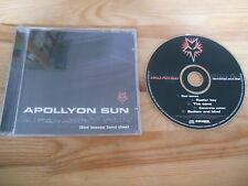 CD Indie Apollyon Sun - God Leaves (and dies) (5 Song) MCD MAYAN REC