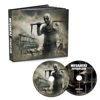 MEGAHERZ - ZOMBIELAND (LTD.FIRST  EDT.MEDIABOOK) 2 CD NEU