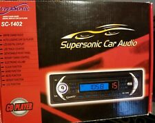 SuperSonic Car Stereo (NEW)