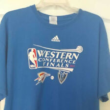 huge discount c225c bc678 Adidas NBA Western Conference Finals Oklahoma City Thunder   Dallas  Mavericks