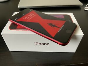 Apple iPhone SE 2nd Gen ** Product Red ** 64GB - EXCELLENT CONDITION - Unlocked