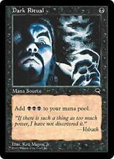 DARK RITUAL Tempest MTG Black Instant Com