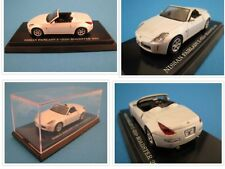 Nissan Fairlady Z Roadster en blanc kyosho échelle 1:64 Neuf dans sa boîte