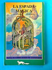 Librojuego/Rol - La Espada Magica - Jucar Juvenil LB15
