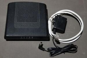 Thomson DCM476 - DOCSIS 3.0 Certified Cable Modem