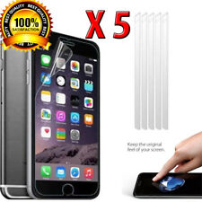 5  X Clear Screen Guard LCD Protector Film Layer For Apple iPhone X,10 2018