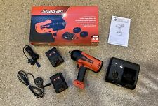 "SNAP-ON, 1/2"" DRIVE, 18 VOLT, MONSTER LITHIUM, IMPACT KIT, NEW PRODUCT, CTU9075"