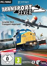 Transport Fever PC Steam Key Digital Download Code Lieferung per Mail in 60 MIN