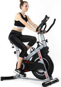 Vélo d'appartement avec Compteur Porte Bouteille Sport Fitness exercices Cardio