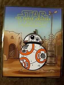 Fantasy Pin Star Wars BB-8 Comic Book Disney