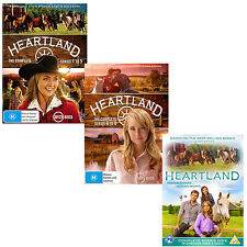 Heartland The Complete Season Series 1, 2, 3, 4, 5, 6, 7, 8 & 9 DVD Box Set R4