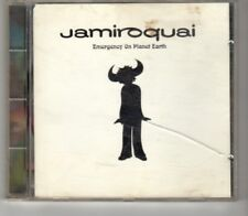(HO239) Jamiroquai, Emergency On Planet Earth - 1993 CD