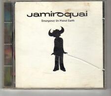 (HO239) Jamiroquai, Emergency On Planet Earth - 1993 CD
