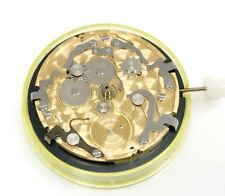 NEW ETA Cal 2892-2 FL 0568 Movement Gold no Day and Month wheel  21 jewels