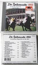 DIE SPITZENREITER 1955 / 18 O-Hits Alice Babs, Bibi Johns,... Polydor CD TOP