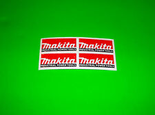 MAKITA DRILL SANDER POWER TOOLS GARAGE MAN CAVE TOOL BOX RC CAR STICKERS DECALS
