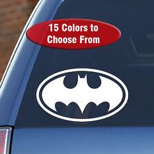 Batman Bat Signal Dark Knight - BIG Vinyl decal wall window laptop car truck