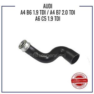 AUDI A4 B6 1.9 TDI B7 2.0 TDI TUBO ARIA MANICOTTO INTERCOOLER 038131111A
