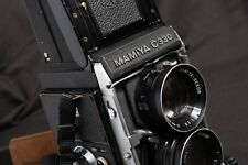 Mamiya C330 Professional F - 120/220 - The KING of TLR! Good User w/ 80mm Lens