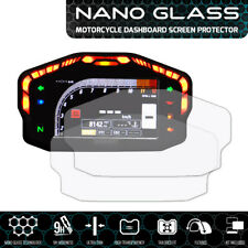Ducati Panigale 899 959 1199 1299 (2012+) NANO GLASS Protector de pantalla x 2