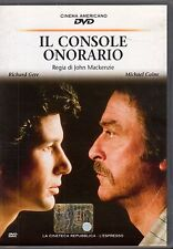 Il console onorario - RICHARD GERE, M.CAINE- Film DVD - 1983 / 102 min- ST572