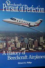 US USAAF Beechcraft Pursuit Of Perfection   Reference Book