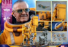 Sideshow Hot Toys Marvel Stan Lee Guardians Of The Galaxy 2 MMS545 Figure 🇬🇧
