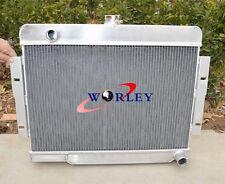 Aluminum alloy Radiator for 72-86 Jeep CJ,CJ5,CJ7 V8 Chevy Engine Conversion