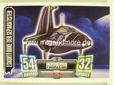Force Attax Serie 2 Eskortfähre der Separatisten #115