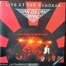 CD / IAN GILLAN BAND / LIVE / 1982 / TOP /