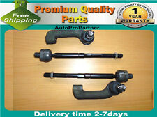 4 INNER OUTER TIE ROD END SET FOR FORD EXPEDITION 07-13 F-150 09-13