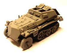 Milicast BG204 1/76 Resin WWII German SdKfz.252 Ammunition Supply Half-Track