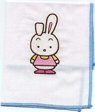 Embroidered  Child Hankie