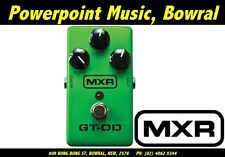 MXR GT-OD OVERDRIVE Pedal BRAND NEW + WARRANTY + Free Shipping RRP $209