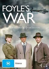 Foyle's War Series 6 - The Complete 6th Season : NEW DVD