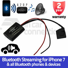 CTAVW2A2DP VW Golf MK5 A2DP Bluetooth Streaming Interfaccia Adattatore iPhone 7