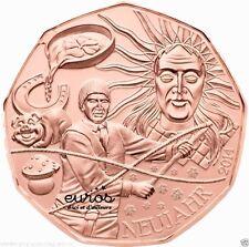 Pièce 5 euros commémorative AUTRICHE 2014  - La Nouvelle Année - Neuve