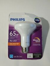 Phillips 65w Replacement 9w Led Light Bulbs Soft White Light - 9290011555