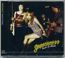 Supersnazz-rock-O-Matic CD JAPON press teengenerate gutar wolf raydios garage