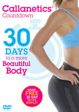 Callanetics Countdown - 30 Days to a More Beautiful Body DVD (2016) Lacey Kondi