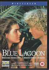The  Blue   Lagoon   -   Brooke   Shields,   Christopher   Atkins   R2   DVD